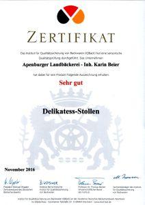 Stollen_Zertifikat_2016